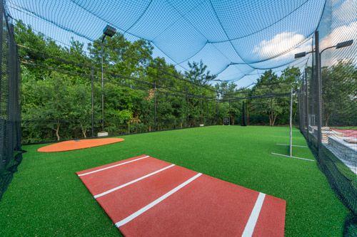 Outdoor Playground Space